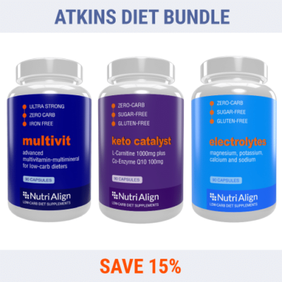 atkins supplements