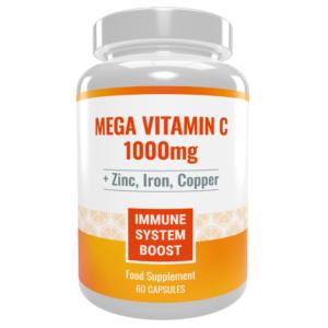 Vitamin C 1000mg Zinc