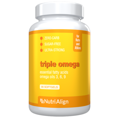 Triple Omega Oils